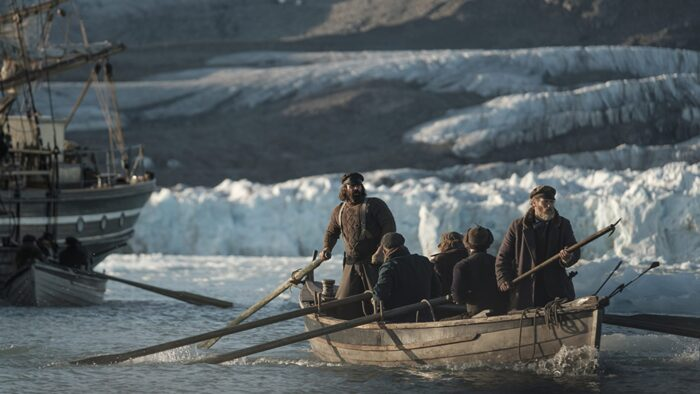 First look UK TV review: The North Water