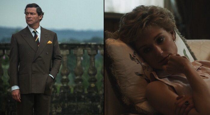 First look: Dominic West and Elizabeth Debicki in The Crown Season 5