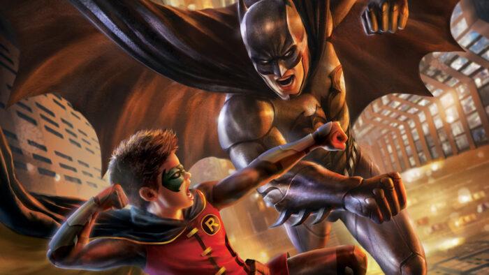 Superhero Sundays: Batman vs Robin (2015)