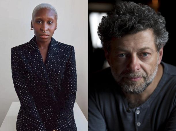 Cynthia Erivo, Andy Serkis join Idris Elba in Luther film