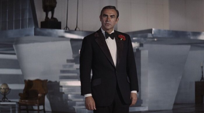 Diamonds Are Forever: Connery's 007 checks out