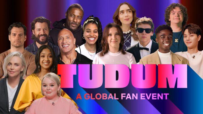Tudum: Netflix unveils schedule for online fan event