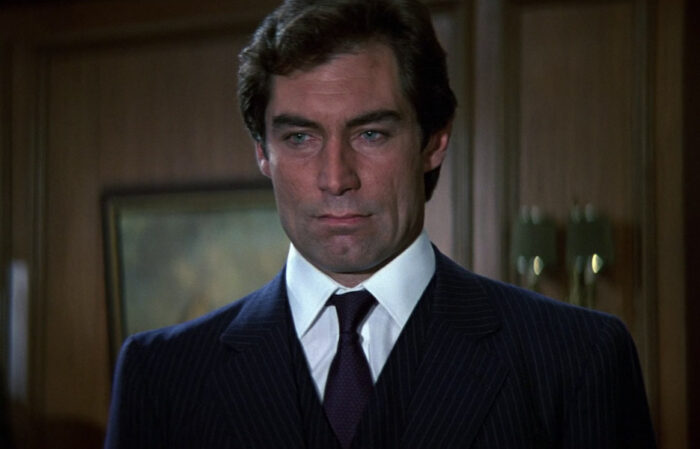 The Living Daylights: Timothy Dalton brings cool to 007